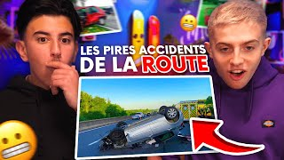 On réagit aux pires accidents ! ( avec Michou )