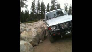 Land Cruiser Fj60 Slick Rock Iv