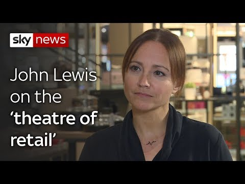John Lewis: Why theatre is now a key part of retail