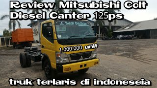 Review Mitsubisho Colt Diesel Canter 125ps HD 2018