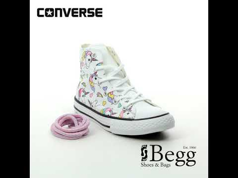 converse all star unicorno