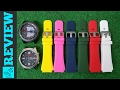 Samsung Gear S3 Silicone Watch Bands Review! (HD)