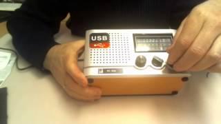 Обзор радиоприемника Сигнал РП-309