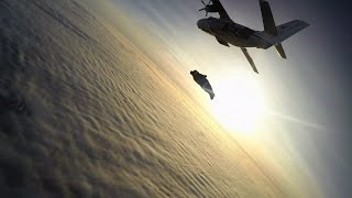 GoPro: Epic Russian Wingsuit in 4K