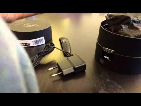 Unboxing Samsung Gear 2 (Nexus 5X videotest)