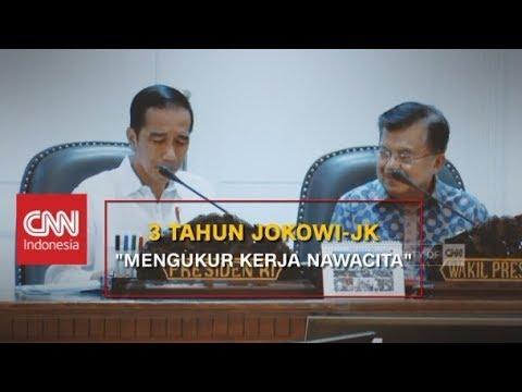 Gonjang - Ganjing Politik 3 Tahun Jokowi JK