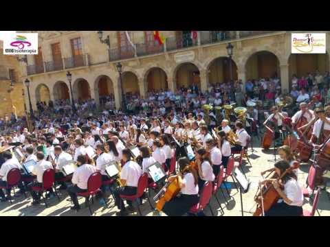 SORIA LA GLORIA DE ESPAÑA - Banda de Música de Soria y Sinfónica de Santa Cecilia de Cullera