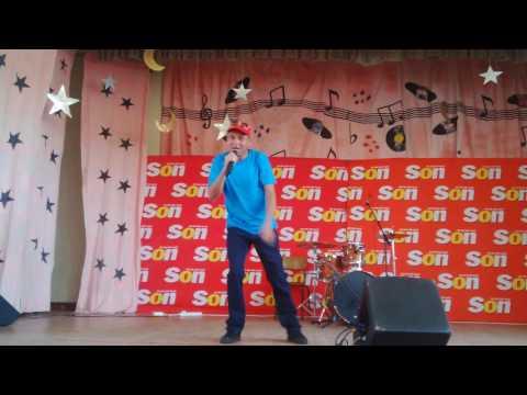 """Die Son Koerant """" Wat is jou Mix"""" Live Performance"""