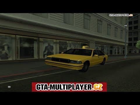 Povoláni - Taxikář [WTLS - Welcome To Los Santos]
