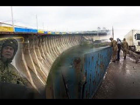 Рыбалка с плотины