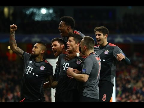 Download Arsenal vs Bayern Munich 1-5 - All Goals & Highlights - UCL 07/03/2017
