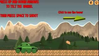 Бесплатные игры онлайн  Гонки на танке, игра для мальчиков онлайн