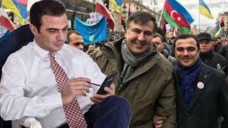 Сторонник  Саакашвили вновь возглавил Aзербайджанскую диаспору в Украине