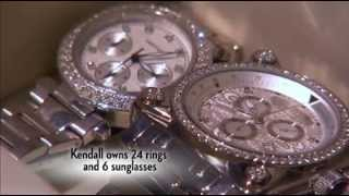 Kendall and Kylie Jenner Millionaire Closets HGTV