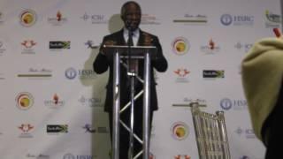 Thabo Mbeki'S African Day speech
