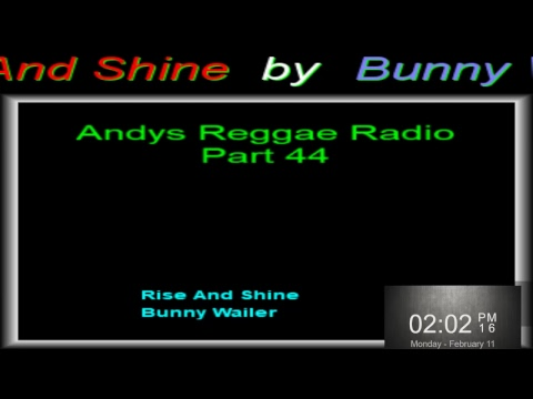 Andys Reggae Radio-Part 44