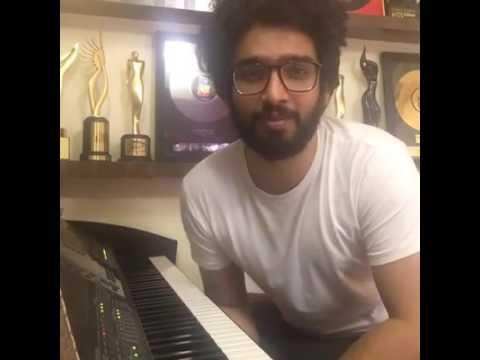 Amaal Mallik Singing #JabTak live on FB