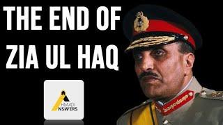 End of Zia ul Haq - A Heavenly Sign (Ahmadiyya)