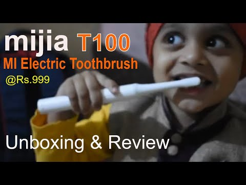 xiaomi-mi-electric-toothbrush-t100-unboxing-|-xiaomi-mi-electric-toothbrush-t100-launching-in-india