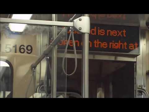 CTA Green Line train from Randolph/Wabash to 63rd/Ashland terminal 2 (06-07-16)