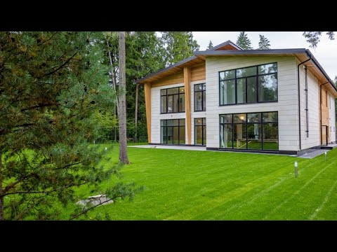 Лот 49337 - Дом на продажу 560 кв.м, коттеджный посёлок Лесной Простор-1, Рублево-Успенское шоссе