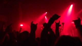 Behemoth - 23 (The Youth Manifesto) (Live Bataclan, Paris 13/02/2012)
