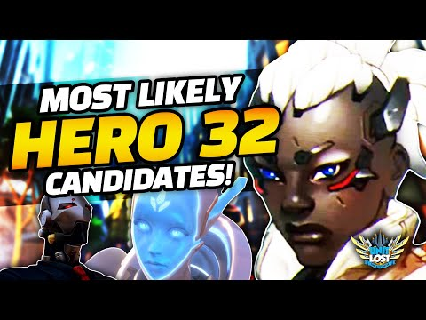 Overwatch - Hero 32 Blizzcon 2019 - Most Likely Candidates! Double Hero Launch?!