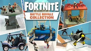 Moose Toys Fortnite Battle Royale Collection At Toy Fair 2019