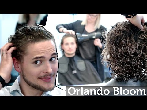 Orlando Bloom Long Curly hair or Jon Snow hair from Games of Thrones ?
