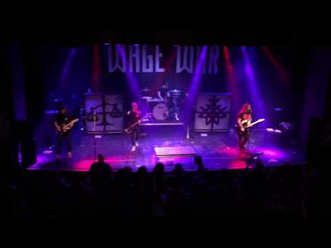 Wage War - Witness - Live At Durty Nellies 12-1-17