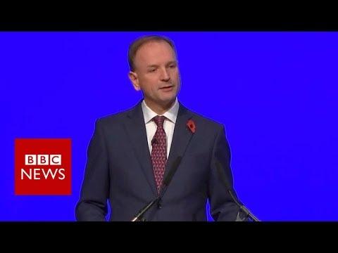 We want our Brexit cash boost - NHS boss Simon Stevens - BBC News