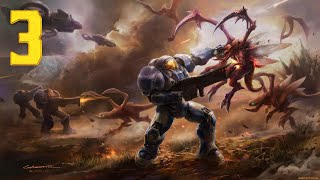 StarCraft Remastered Brood War - Kampania Terran #3