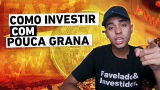 Baixar COMO INVESTIR COM POUCO DINHEIRO || FAVELADO INVESTIDOR