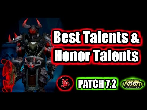 Unholy Death Knight Pvp Guide Best Talents And Honor