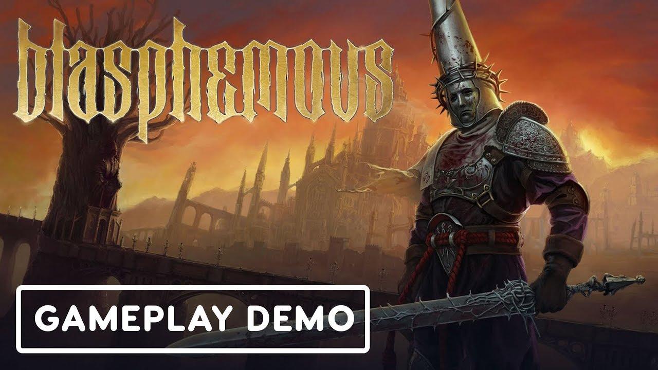 """Blasphemisch wird """"tief beeinflusst"""" von Castlevania: Symphony of the Night - Gamescom 2019 + video"""