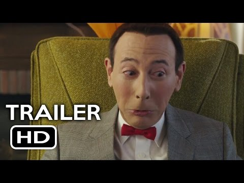 Pee-wee's Big Holiday Official Trailer #1 (2016) Paul Reubens Comedy Movie HD