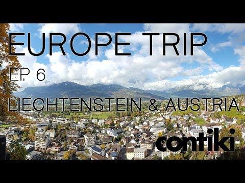 LIECHTENSTEIN & INNSBRUCK! Euro trip -  6/13