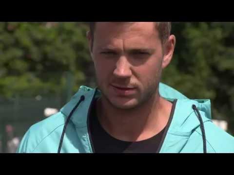 Willis Prepares For Federer Clash At Wimbledon 2016