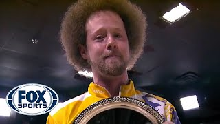 Kyle Troup wins the PBA Players Championship to earn his first career major championship| FOX SPORTS