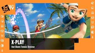 X-Play Classic - Hot Shots Tennis Review