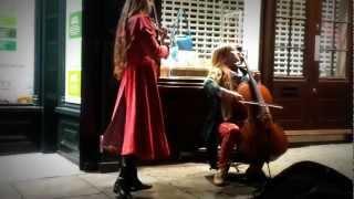 Covent Garden Latvian Duo - Vivaldi