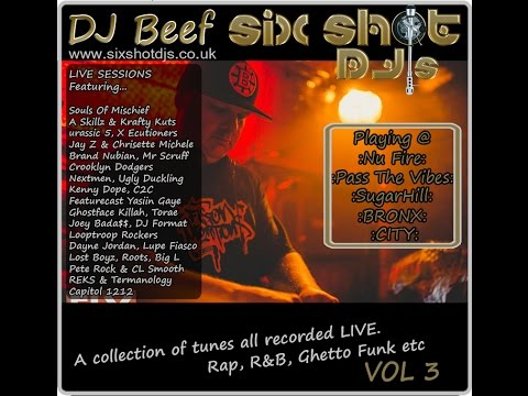 DJ BEEF Live Sessions   Domino Club @ Cafe Voltaire 26th June 2015