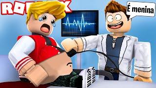 I'M PREGNANT AT ROBLOX! (Baby-Simulator)