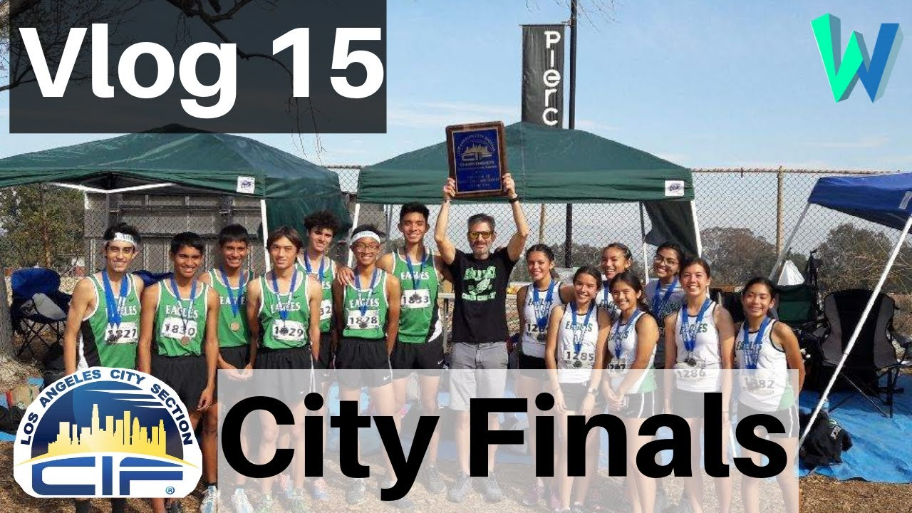 Vlog 15: CIF City Section XC Championships 2018 - YouTube