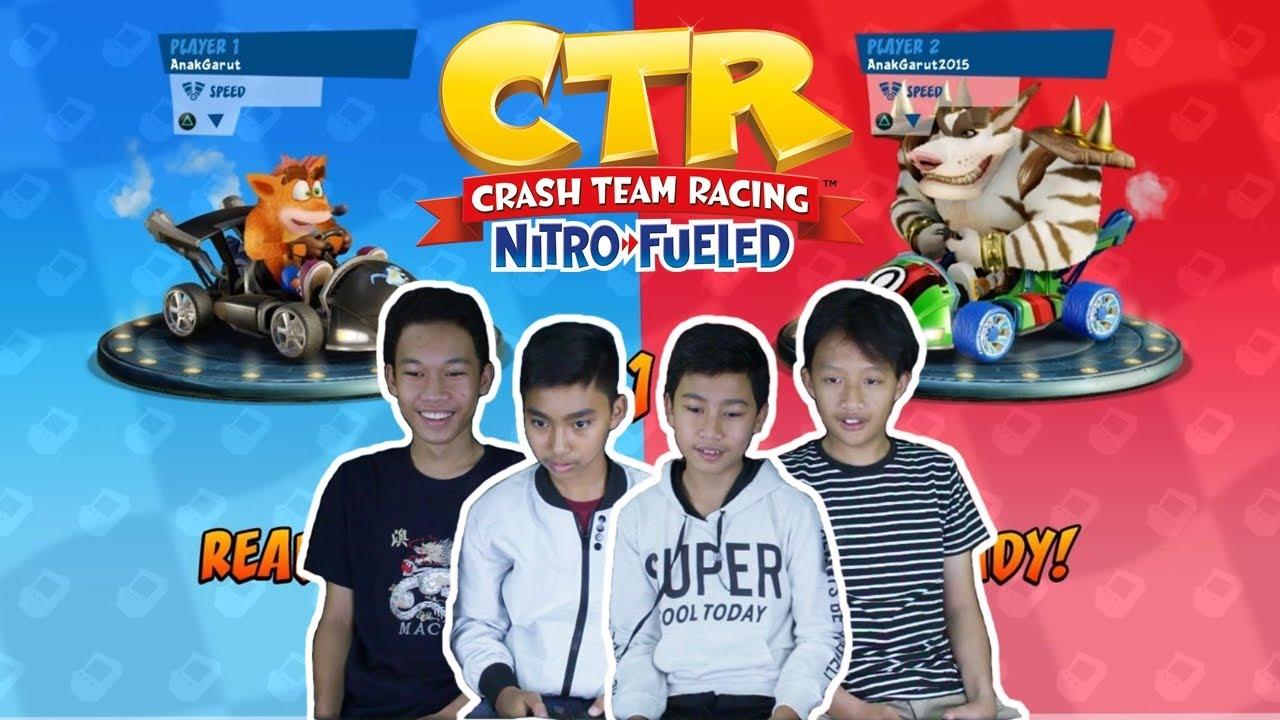 MAEN CTR DI RENTAL PS4 - Crash Team Racing Nitro-Fueled (PS4)