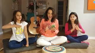 נכה בתוף - מדברים מוזיקה עם מאיה בר שלום