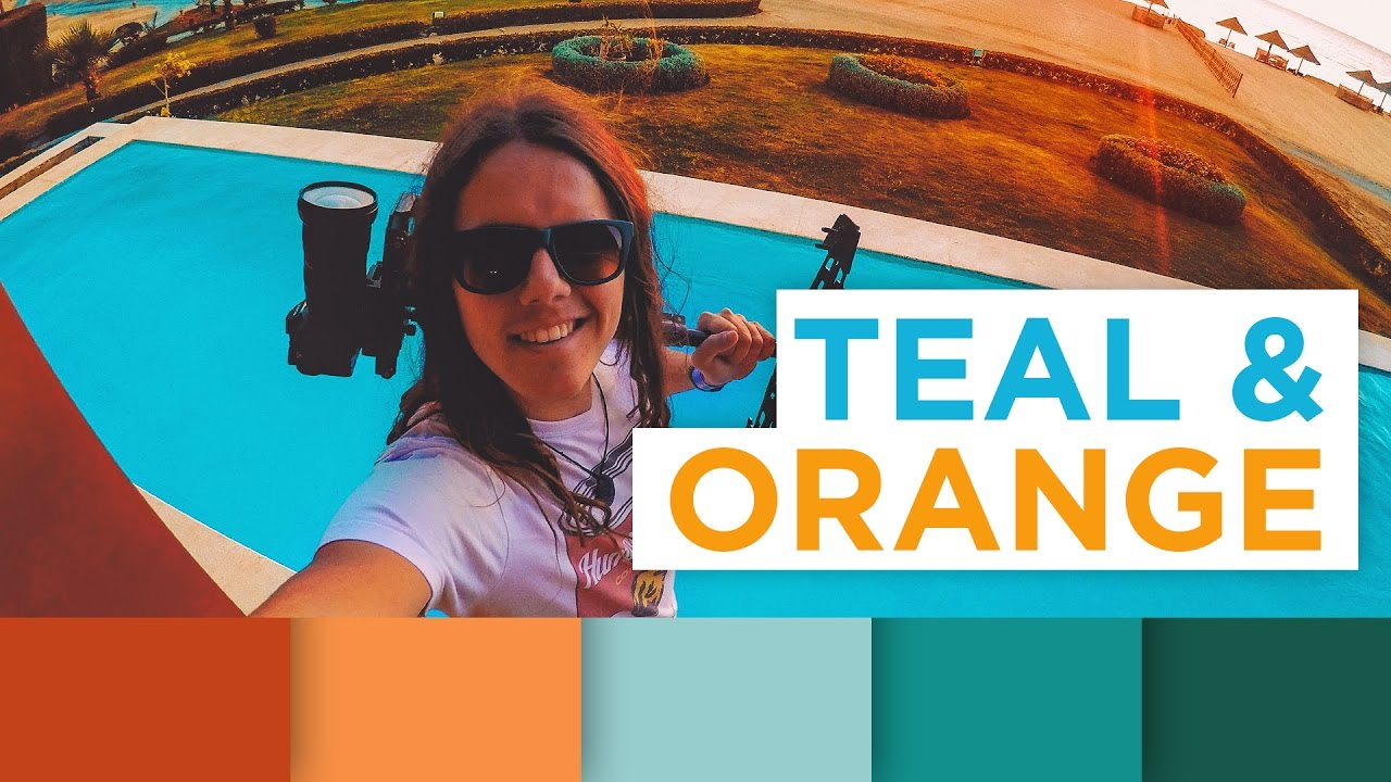 TEAL  ORANGE ve lo spiego io  YouTube
