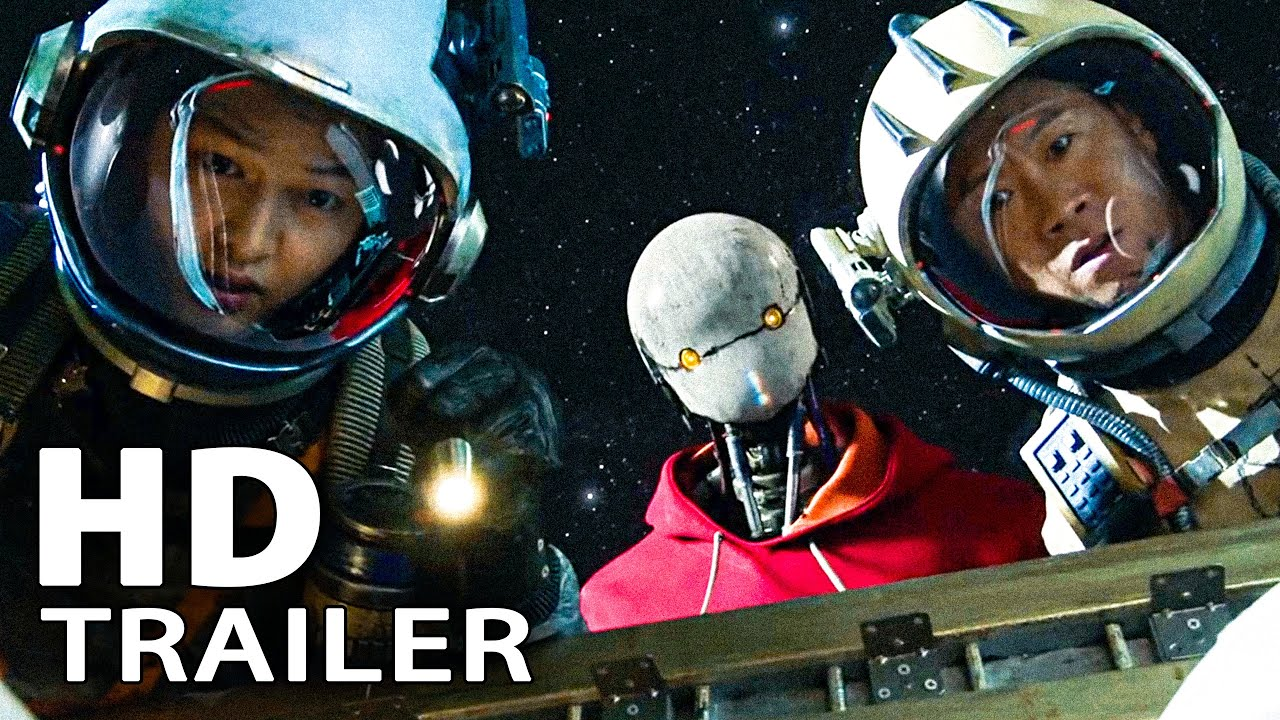 SPACE SWEEPERS Trailer Deutsch German (2021)