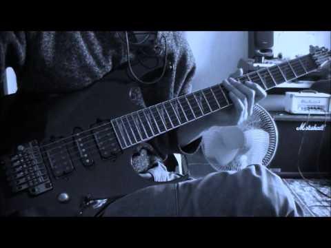 「ZERO!!」のソロパート(guitar solo part) - 「ZERO!!」のソロパート(guitar solo part)