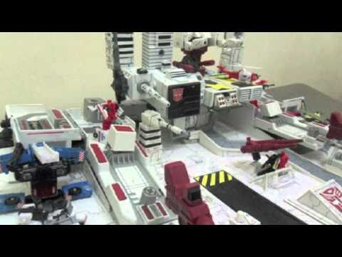 Custom Metroplex Of TFW2005